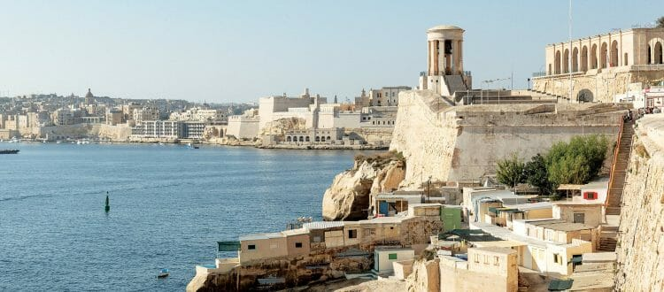 Malta's emerging Capital by the Sea